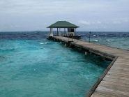Остров Эмбуду Мальдивы 8Q7AK