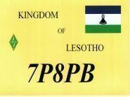 7P8PB Королевство Лесото