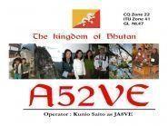 A52JY A52KJ A52VE Bhutan