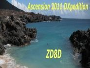 Ascension Island ZD8D News