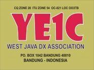 YE1C Mount Malang CQ WW WPX CW Contest 2011