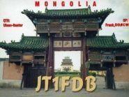 JT1FDB JT1FDB/7 Mongolia