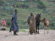 Lesotho 7P8PB 2011