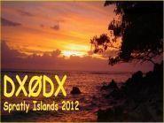 Остров Титу DX0DX 2012