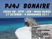 Остров Бонэйр PJ4J