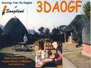 Swaziland 3DA0GF 3DA0HC 2011