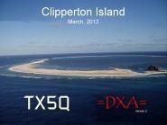 TX5Q Clipperton Island