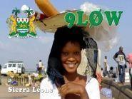 Sierra Leone 9L0W
