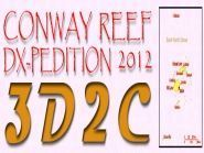 Conway Reef 3D2C