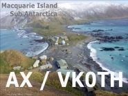 Macquarie Island VK0TH QRT