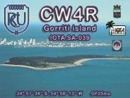 Остров Горрити CW4R