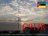 C91JR  Мозамбик 2012