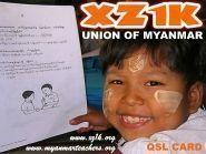 XZ1K Myanmar