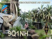 9Q1NH Democratic Republic of Congo