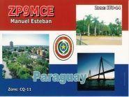 ZP9MCE Парагвай