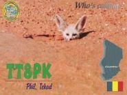 TT8PK Чад 2012
