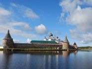 UA1OEJ/P Solovetsky Islands