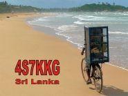 4S7KKG Sri Lanka 2012 2013