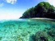3D2PT Viti Levu Island Tavarua Island