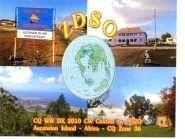 ZD8O Ascension Island