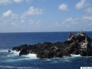 Острова Святого Петра и Павла PT0S Камень Кабрал