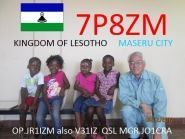 7P8ZM Lesotho