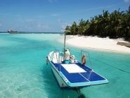 8Q7WK Mirihi Island Maldive Islands