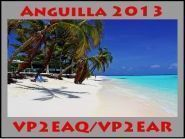 VP2EAQ VP2EAR Anguilla Island