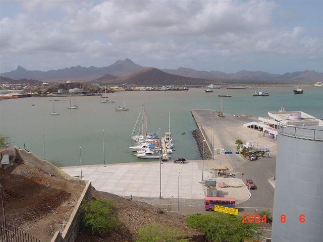 Cabo Verde Mindelo Bay