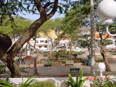 Mindelo Cabo Verde Park
