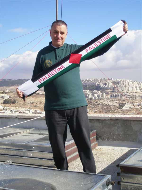 SP3DOI Лешек Вефлеем Палестина E44M