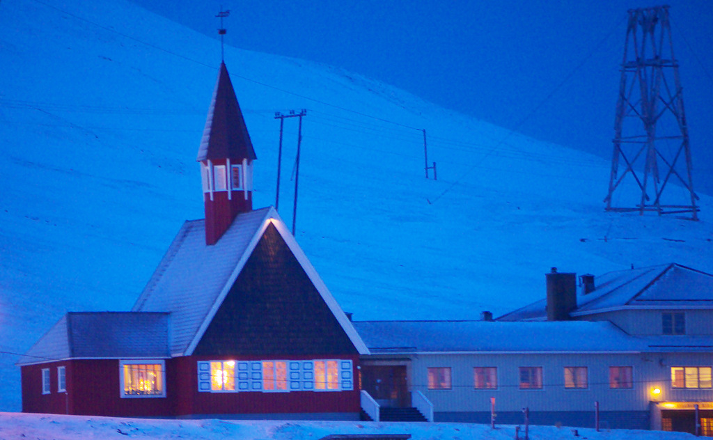 Svalbard Islands JW/LY2KW