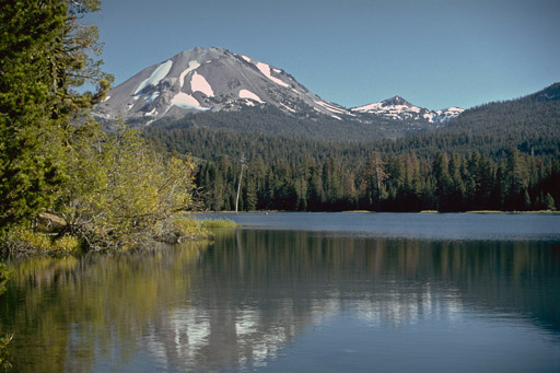 Lassen Volcanic National Park N6L DX News