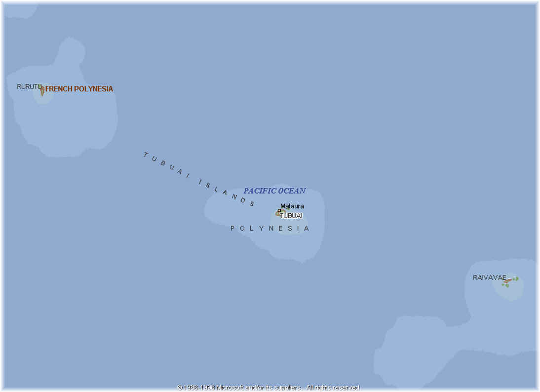 Raivavae Island Austral Islands TX5RV DX News