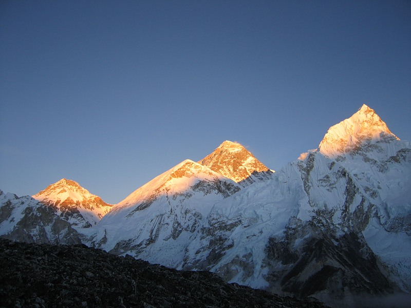 Nepal 9N7NZ Everest