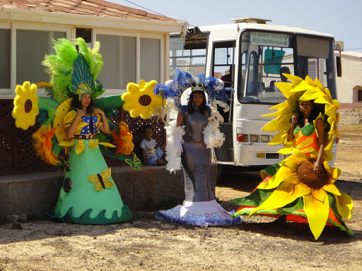Sao Vicente Island Cabo Verde DX News D4C Carnival