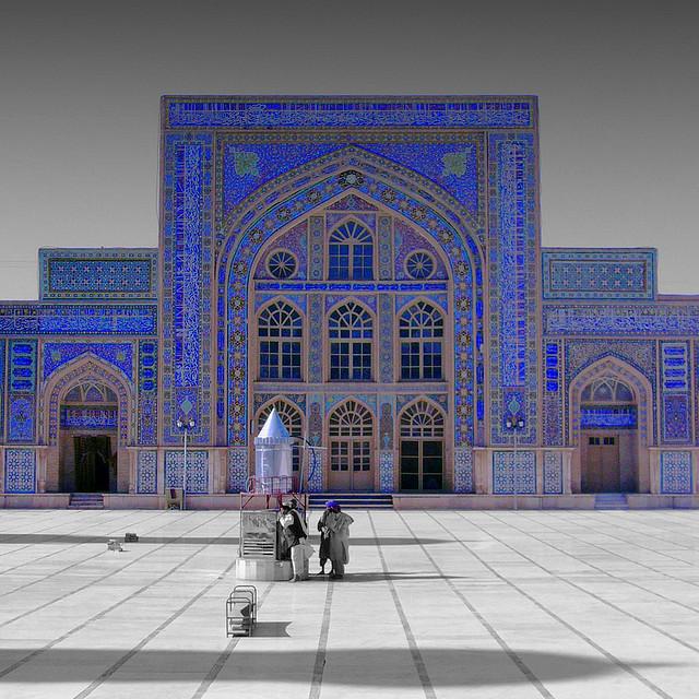 Афганистан T6GS DX Новости Мечеть