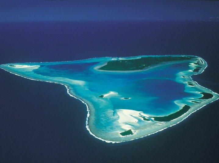 Aitutaki Island Cook Islands E51C E51ABS E51BZD E51CHX DX News