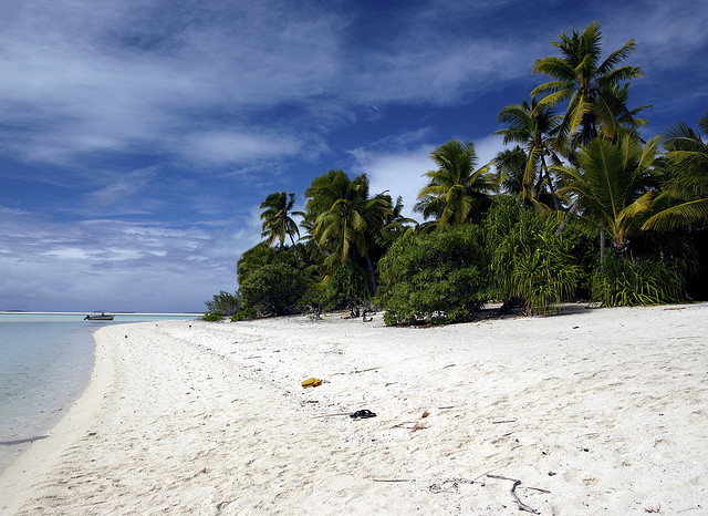 Aitutaki Island E51E South Cook Islands