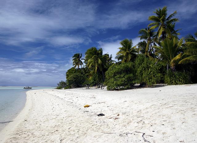 Aitutaki Island E51E South Cook Islands