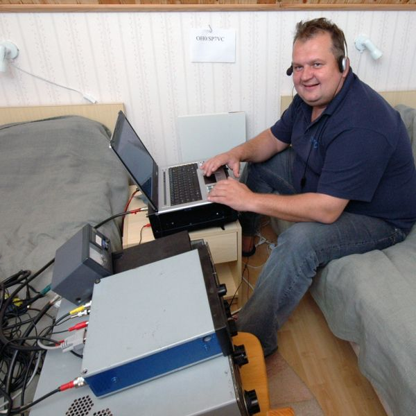 Aland Islands OH0/SP7VC CQ WW DX 2007 Contest