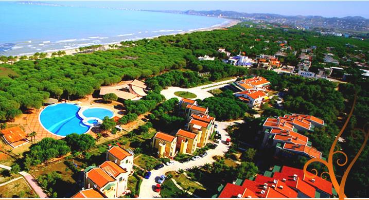 Албания Голубая Лагуна