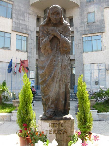 Албания Мать Тереза