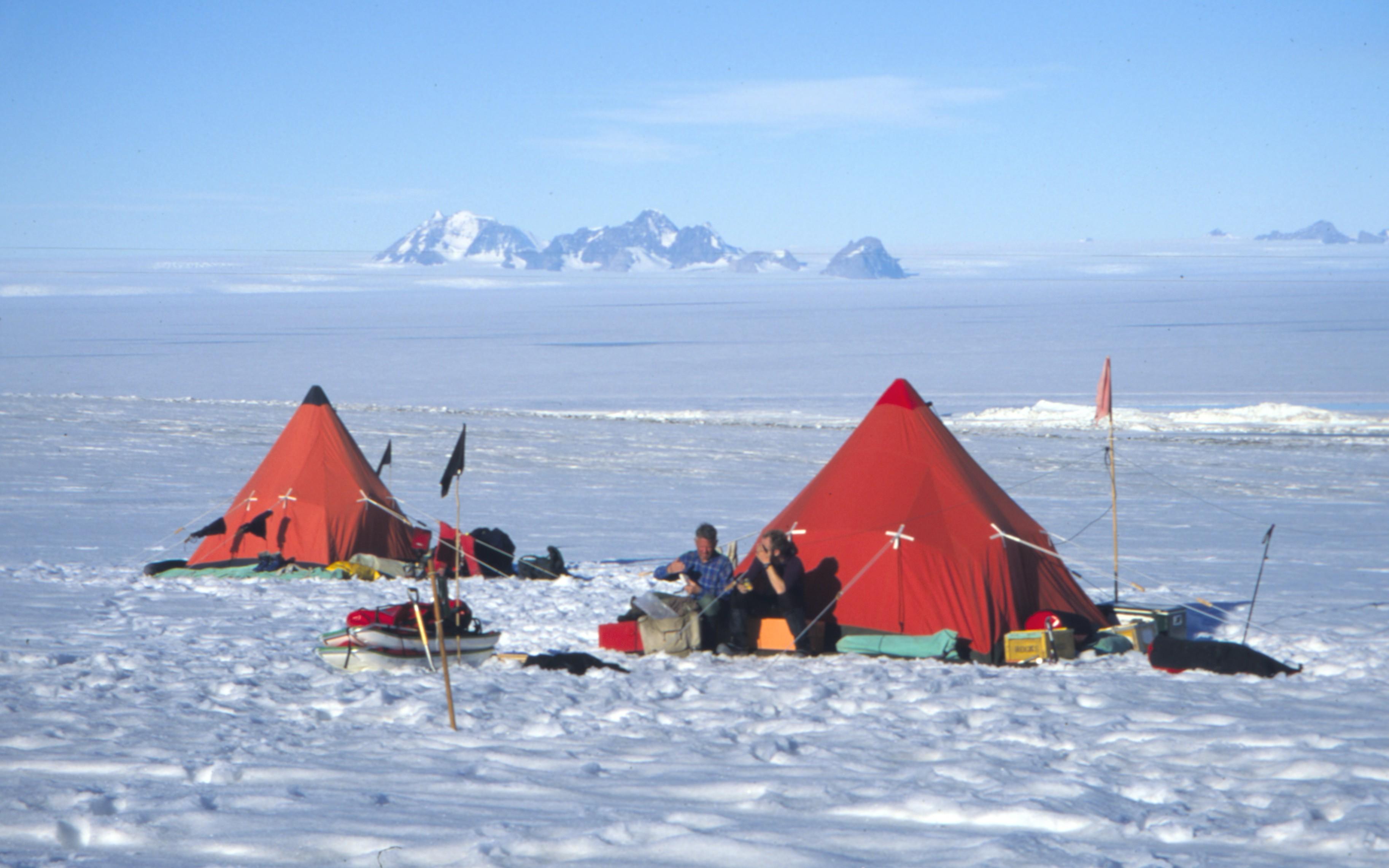 Остров Александра Антарктида VP8DMH/P