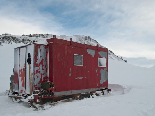 Alexander Island Antarctica VP8DMH/P