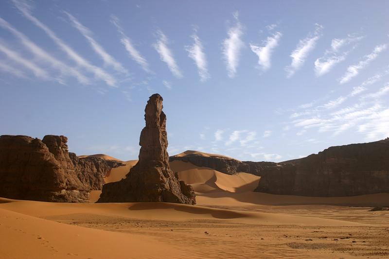 Algeria 7U1MA Tourist Attractions