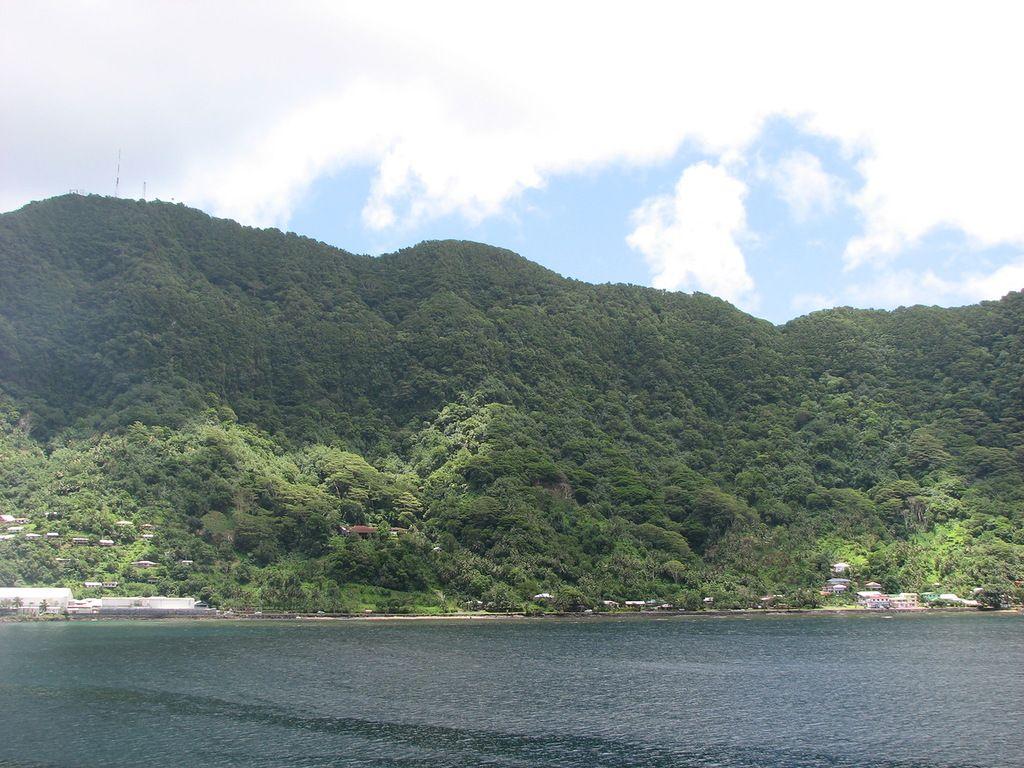 Американское Самоа KH8/W7GJ