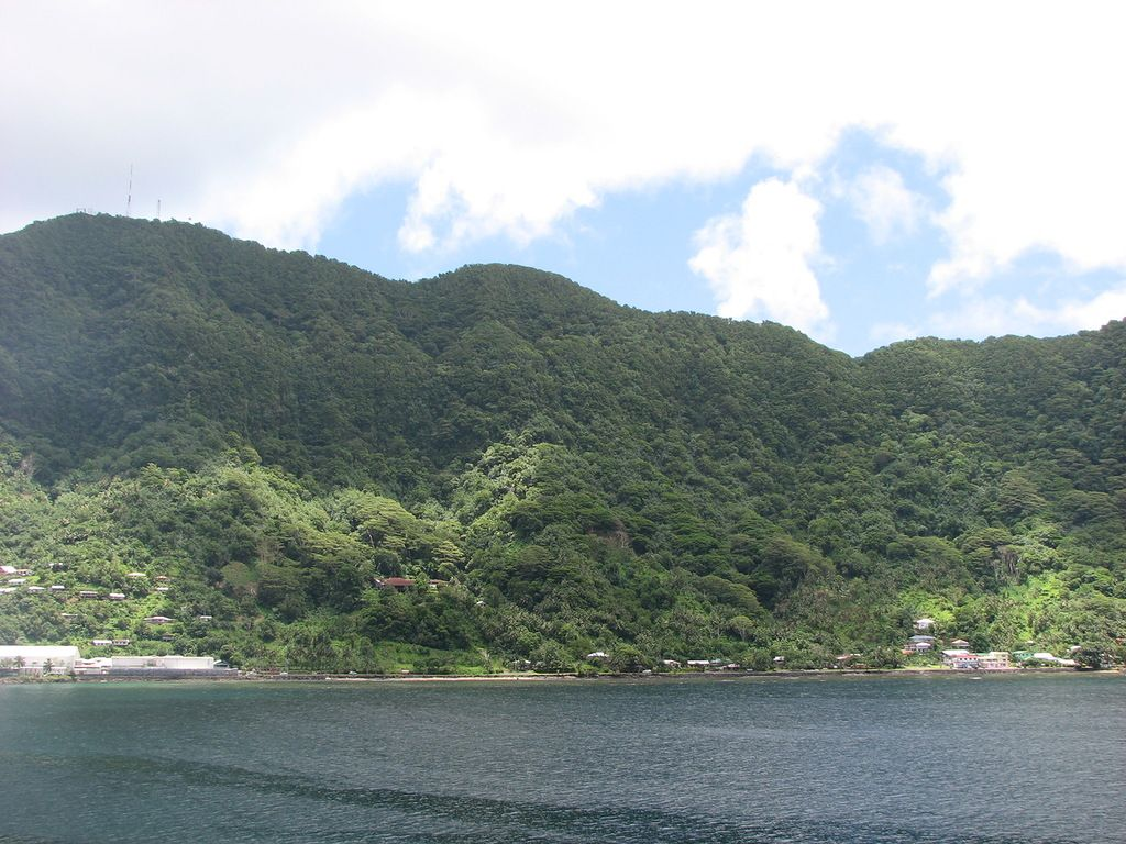 American Samoa KH8/W7GJ