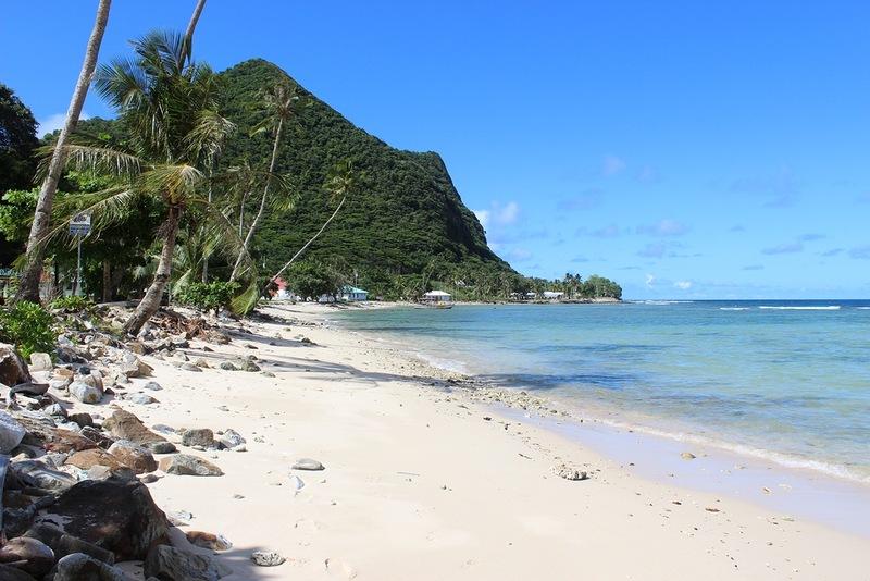 American Samoa W8A