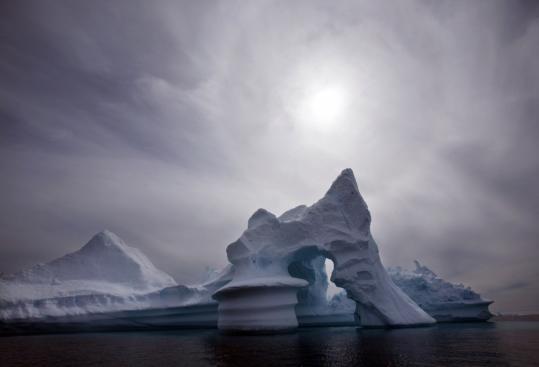 Остров Аммассалик Гренландия